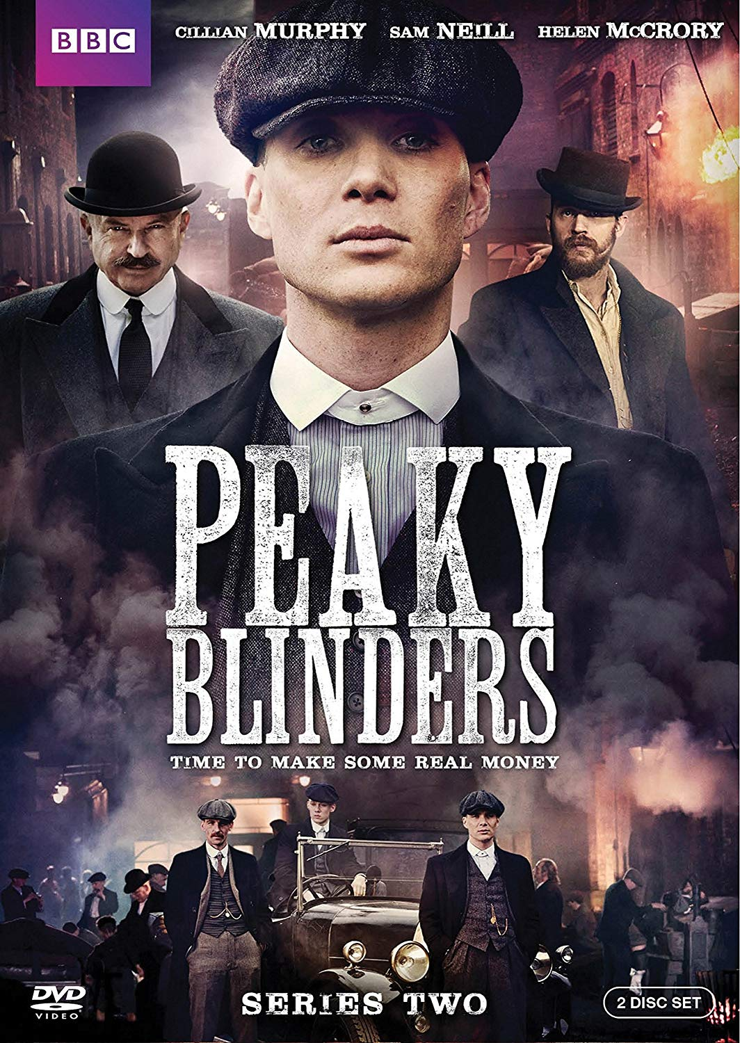 poster for Peaky Blinders 2014