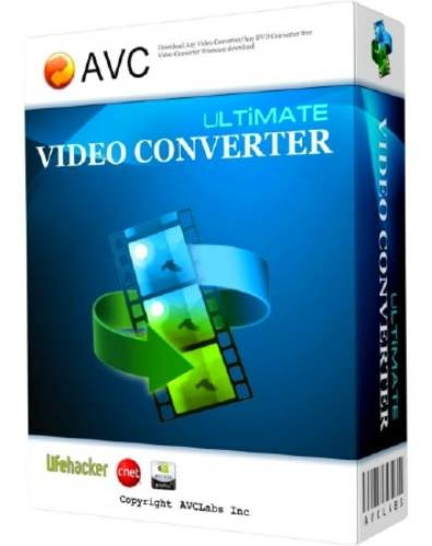 logo for Any Video Converter Ultimate