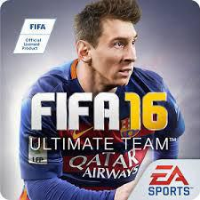 logo for FIFA 16 Ultimate Team
