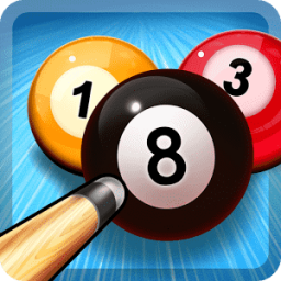 logo for 8 Ball Pool