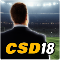 poster for Club Soccer Director 2018 - Club Football Manager