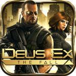logo for Deus Ex The Fall APK