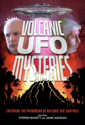 poster for Volcanic UFO Mysteries 2021