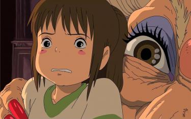 screenshoot for Spirited Away