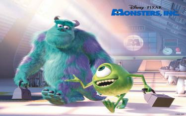 screenshoot for Monsters, Inc.