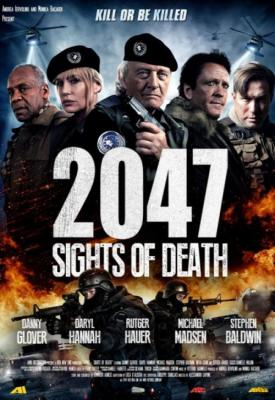 poster for 2047: Sights of Death 2014