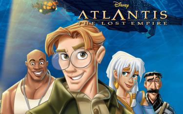 screenshoot for Atlantis: The Lost Empire