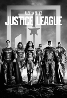 poster for Zack Snyder's Justice League 2021