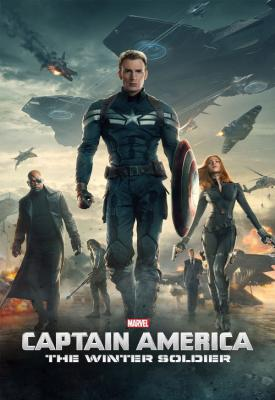 logo for Captain America: The Winter Soldier