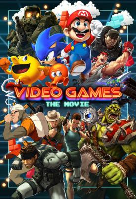 poster for Video Games: The Movie 2014