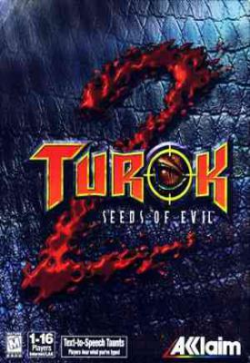 poster for Turok 2: Seeds of Evil Remastered 2017