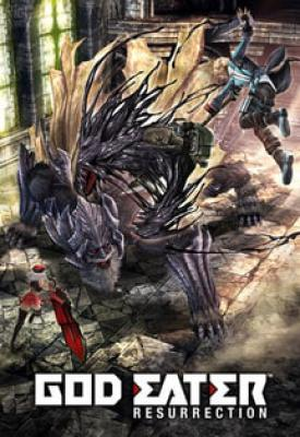 poster for God Eater: Resurrection