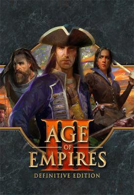 poster for Age of Empires III: Definitive Edition v100.12.23511.0 + DLC