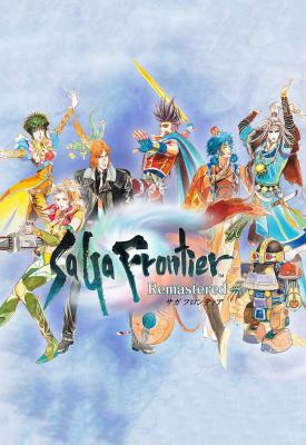 poster for SaGa Frontier Remastered