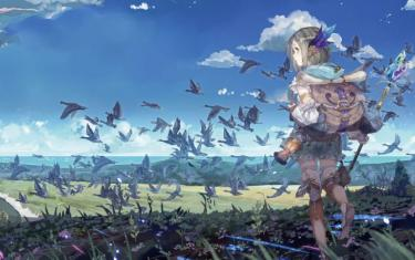 screenshoot for Atelier Firis: The Alchemist and the Mysterious Journey DX
