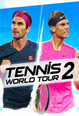 poster for Tennis World Tour 2: Ace Edition v1.0.3857/Build 6406911 + 5 DLCs