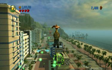 screenshoot for LEGO City Undercover + Update 1 Cracked