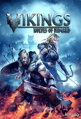 poster for Vikings: Wolves of Midgard Cracked