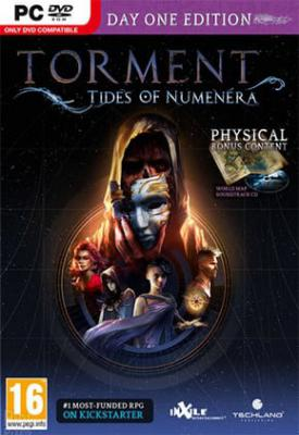 image for Torment: Tides of Numenera – Immortal Edition v1.1.0 (Servant of the Tides) + Bonus Content game