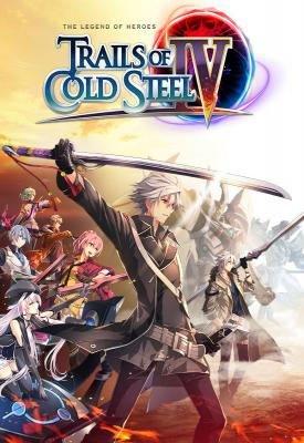 poster for The Legend of Heroes: Trails of Cold Steel IV – Digital Deluxe Edition v1.0.2 + 18 DLCs