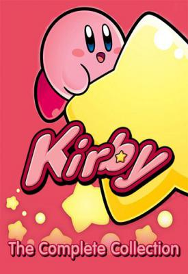poster for Kirby: The Complete Collection (37 games for 13 platforms)