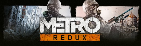 Metro Redux (2033 + Last Light) GOG v2.0.0.2 + Update 7