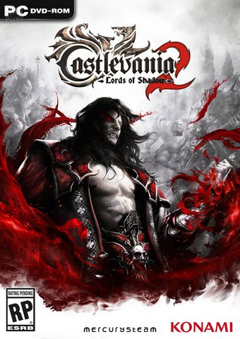 Castlevania: Lords of Shadow 2 v1.0.0.1/Update 1 + 4 DLCs