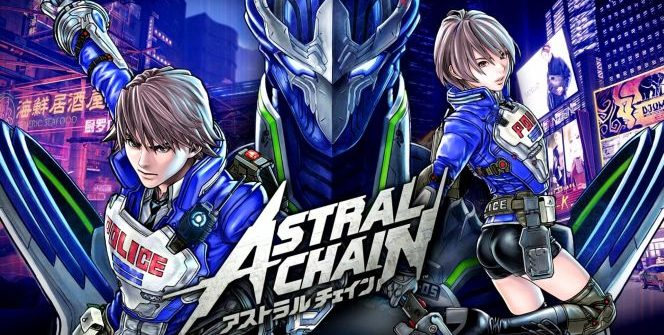 Astral Chain v1.0.1 + Yuzu Emu for PC