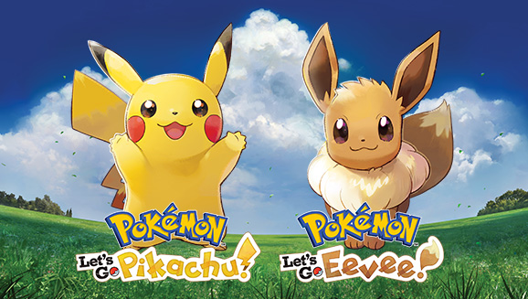 Pokemon: Let's Go, Pikachu/Eevee! v1.0.2 + Yuzu Emu for PC